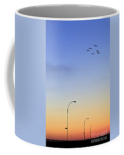 Passage Into Dawn Coffee Mug