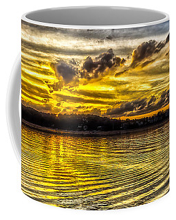 Passing Storm Two. Coffee Mug