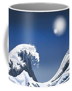 Passing Wave Coffee Mug