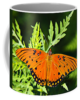Passion Butterfly Coffee Mug