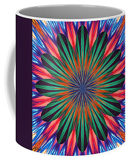 Passion Flower On Venus Coffee Mug