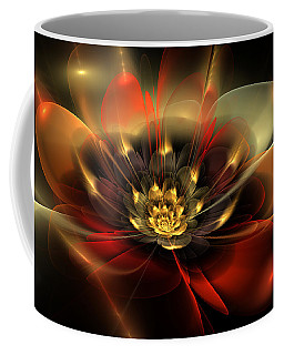 Passion Coffee Mug by Svetlana Nikolova