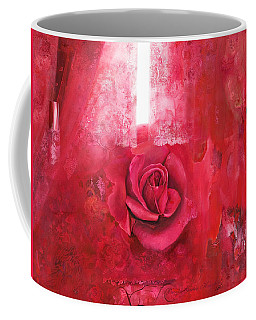 Passionately - Original Art For Home And Office Coffee Mug by Brooks Garten Hauschild