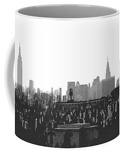 Past Present Future Coffee Mug
