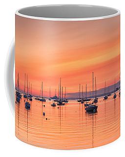 Pastel Harbor Coffee Mug
