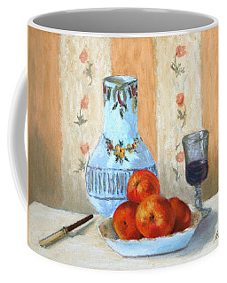 Pastel Study Coffee Mug by Marna Edwards Flavell