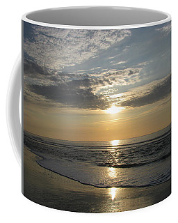 Pastel Sunrise Coffee Mug