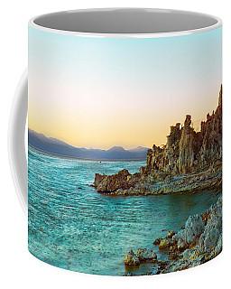 Pastel Tufas Coffee Mug