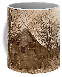 Patchwork Barn Coffee Mug