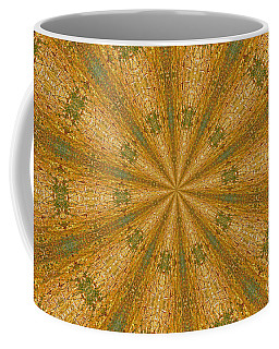 Coffee Mug featuring the photograph Patchwork by Geraldine DeBoer