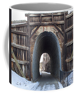 Path In History Coffee Mug