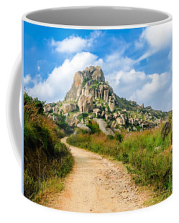 Path Into The Hills Coffee Mug