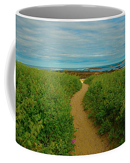 Path To Blue Coffee Mug