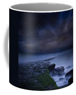 Path To Infinity Coffee Mug by Jorge Maia