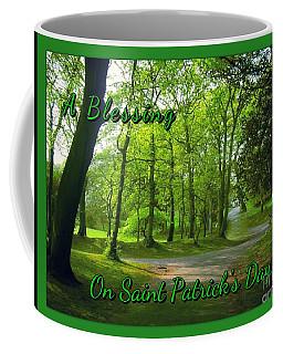 Pathway Saint Patrick's Day Greeting Coffee Mug