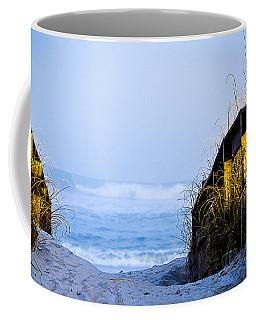 Pathway To Happiness Coffee Mug