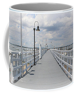 Pathway To The Clouds Coffee Mug