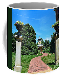 Pathway To The Observatory Coffee Mug