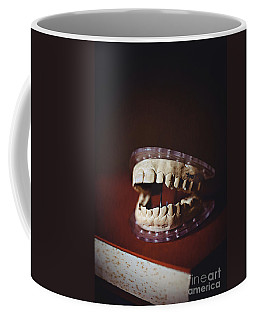 Coffee Mug featuring the photograph Patient 910 by Trish Mistric