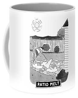 Patio Melt Coffee Mug