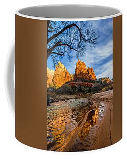 Patriarchs Of Zion Coffee Mug