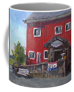 Patricia's Back Barn Coffee Mug