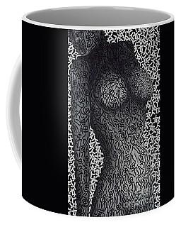 Patterned  Scent Coffee Mug