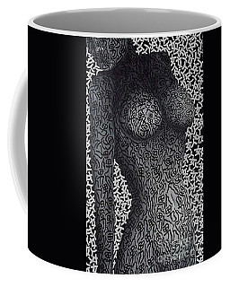 Patterned  Scent Coffee Mug
