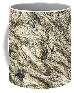 Patterns In Sand 2 Coffee Mug