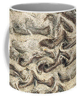 Patterns In Sand 3 Coffee Mug