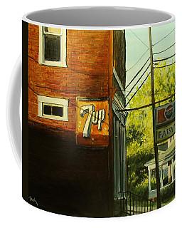 Pattsy's Coffee Mug