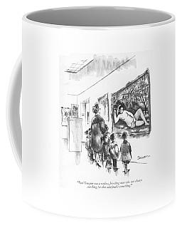 Paul Gauguin Was A Restless Coffee Mug