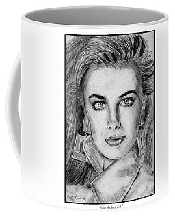 Paulina Porizkova In 1987 Coffee Mug