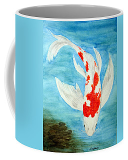 Paul's Koi Coffee Mug