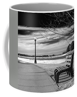 Pause Coffee Mug by Don Spenner