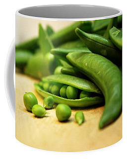 Pea Pods Coffee Mug