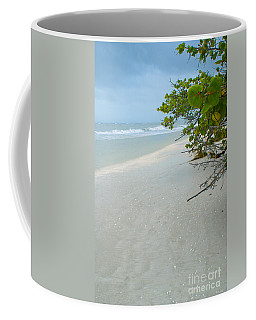 Peace And Quiet On Sanibel Island Coffee Mug