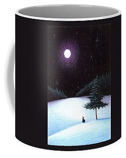Coffee Mug featuring the drawing Peace by Danielle R T Haney