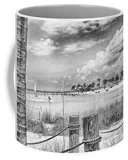 Coffee Mug featuring the photograph Peace by Howard Salmon