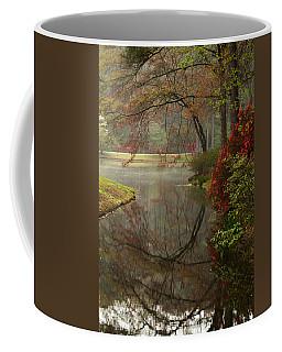 Peace In A Garden Coffee Mug