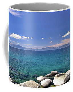 Peace - Lake Tahoe Coffee Mug