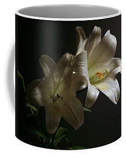 Peace Lily Coffee Mug