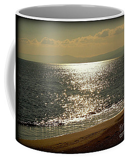 Peace Of Mind... Coffee Mug by Nina Stavlund