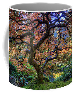 Peaceful Autumn Morning Coffee Mug
