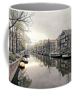 Peaceful Canal Coffee Mug