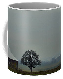 Peaceful Country Morning Coffee Mug
