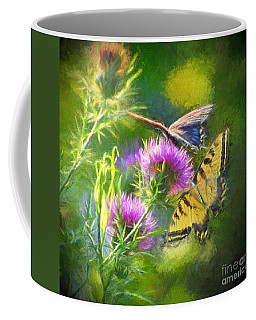 Peaceful Easy Feeling Coffee Mug by Kerri Farley