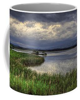 Peaceful Evening At The Lake Coffee Mug