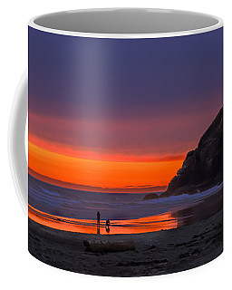 Peaceful Evening Coffee Mug