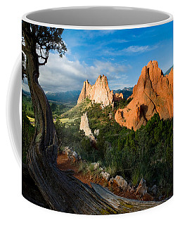 Peaceful Garden Coffee Mug